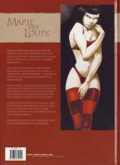 Verso de Marie des Loups -2- Le cirque de Pétra