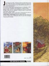 Verso de Marie Tempête -3- Les embuscades