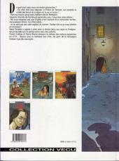 Verso de Marie Tempête -4- Le secret d'Émilie