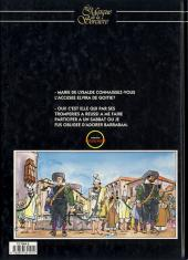 Verso de La marque de la sorcière -5- L'inquisiteur