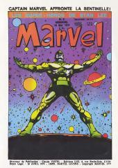 Verso de Marvel -1- Marvel 1