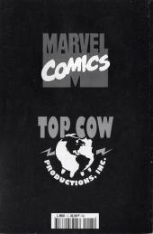 Verso de Marvel Crossover -5- Wolverine/Witchblade