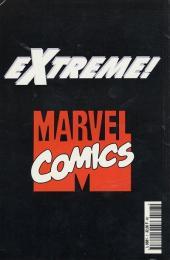 Verso de Marvel Crossover -7- Spider-Man/Badrock - Prophet/Cable