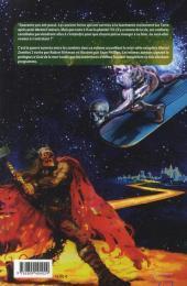 Verso de Marvel Zombies -3- Le goût de la mort