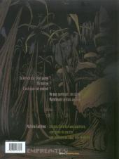 Verso de Matière fantôme -1- Alpha