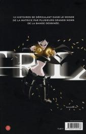 Verso de Matrix -1- Volume 1