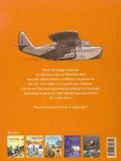 Verso de Max et Zoé -5- Le plus gros avion du monde