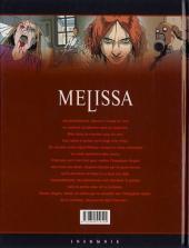 Verso de Melissa -1- La mort de Manon