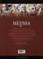 Verso de Melissa -2- Le fil du hasard