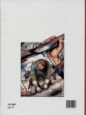 Verso de Melly Brown -1- Les champs de l'enfer