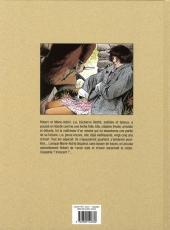 Verso de La mémoire des arbres -INT1- La hache et le fusil