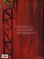 Verso de Le méridien des brumes -2- Saba