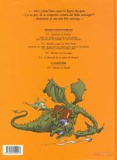 Verso de Merlin (Munuera) -4- Le roman de la mère de Renart