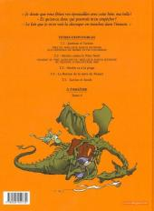 Verso de Merlin (Munuera) -5- Tartine et Iseult