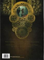 Verso de Merlin (Lambert) -3- Le Cromm-Cruach
