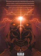 Verso de La meute de l'enfer -1- Les compagnons de l'aigle