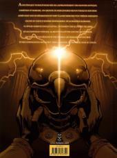 Verso de La meute de l'enfer -3- Le secret de la Sibylle
