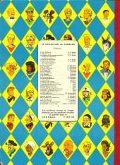 Verso de Michel Vaillant -3- Le circuit de la peur