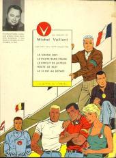 Verso de Michel Vaillant -6- La trahison de Steve Warson