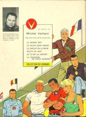 Verso de Michel Vaillant -7- Les casse-cou