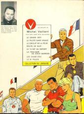 Verso de Michel Vaillant -9- Le retour de Steve Warson