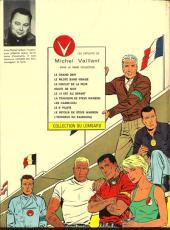 Verso de Michel Vaillant -11- Suspense à Indianapolis