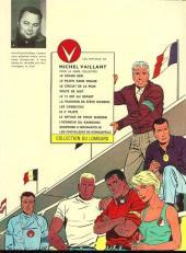 Verso de Michel Vaillant -12- Les Chevaliers de Königsfeld