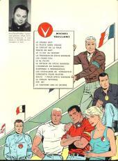 Verso de Michel Vaillant -17- Le fantôme des 24 heures