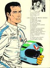 Verso de Michel Vaillant -20- Rodéo sur 2 roues