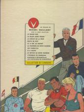 Verso de Michel Vaillant -4b1967'- Route de nuit