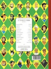 Verso de Michel Vaillant -INT- Le grand défi / Le pilote sans visage