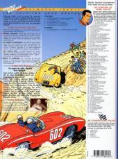 Verso de Michel Vaillant (Palmarès inédit) -6- L'inconnu du Tour de France