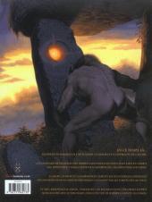 Verso de Millénaire -1- Les chiens de Dieu