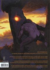 Verso de Millénaire -2- Le squelette des anges