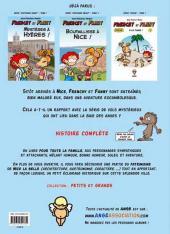Verso de Frenchy et Fanny -2- Boufaillisse à Nice !