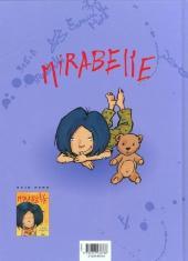 Verso de Mirabelle (Peultier) -2- La jungle de la vie