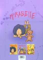 Verso de Mirabelle (Peultier) -4- Une vie de bohème
