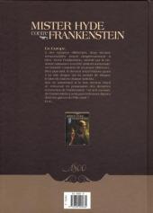 Verso de Mister Hyde contre Frankenstein -1- La dernière nuit de Dieu