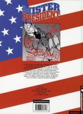 Verso de Mister President -4- La guerre du Golfe !!