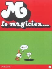 Verso de M le magicien
