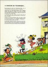 Verso de Modeste et Pompon (Franquin) -3- Tout plein de gags