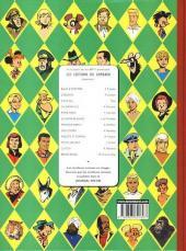 Verso de Modeste et Pompon (Franquin) -1+2- 60 aventures de Modeste et Pompon