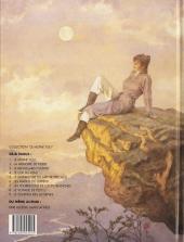 Verso de Le moine fou -9- Le tournoi des licornes