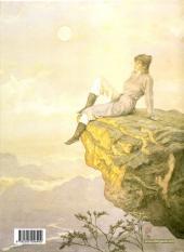 Verso de Le moine fou -INT2- Poussière de vie
