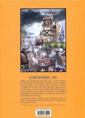 Verso de Un moNde idéal -1- Les contes du villageois - Cycle 1 - L'usine