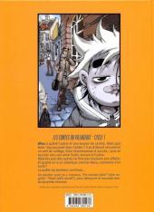 Verso de Un moNde idéal -2- Les contes du villageois - Cycle 1 - Le Village