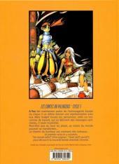 Verso de Un moNde idéal -4- Les contes du villageois - Cycle 1 - Le phare