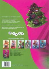 Verso de Monster Allergy -7- Monstres en boîte