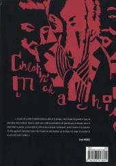Verso de (AUT) Muñoz -3- Conversations avec Muñoz et Sampayo