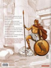Verso de Myrkos -3- Le rebelle